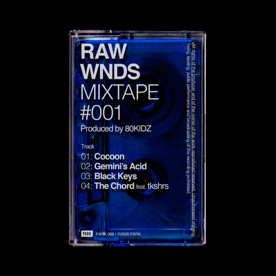 アルバム/RAW WNDS MIXTAPE #001/80KIDZ