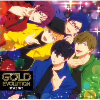 シングル/GOLD EVOLUTION/STYLE FIVE