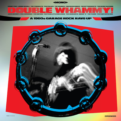 アルバム/Double Whammy! A 1960s Garage Rock Rave-Up/Various Artists