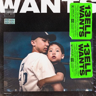 シングル/Just Wanna Fxxk U (feat. PABLO BLASTA)/13ELL
