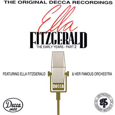 シングル/I Got It Bad (And That Ain't Good)/Ella Fitzgerald & Her Famous Orchestra