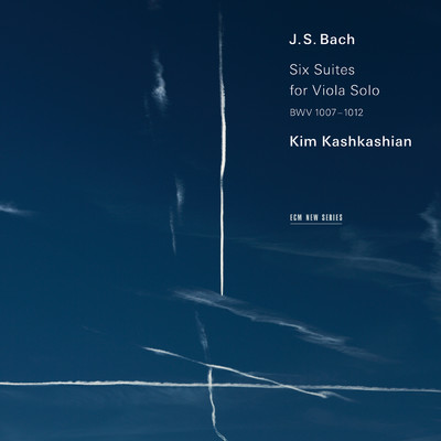 シングル/J.S. Bach: Cello Suite No. 1 in G Major, BWV 1007 - Transcr. for Viola - 2. Allemande/Kim Kashkashian
