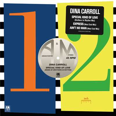 シングル/Special Kind Of Love (Brothers In Rhythm Remix)/Dina Carroll