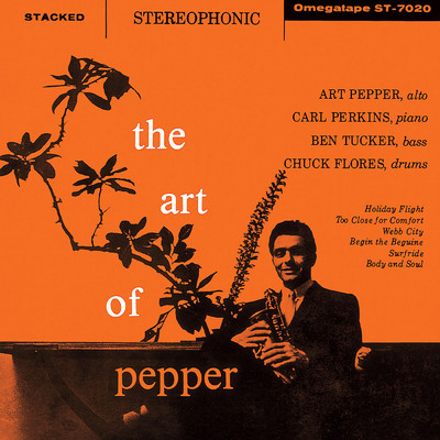 アルバム/The Art Of Pepper/Art Pepper
