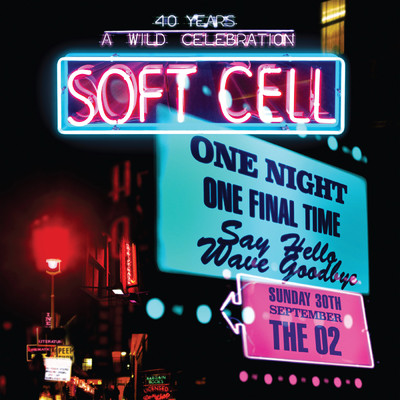 シングル/Together Alone (Live At The 02 Arena, London / 2018)/Soft Cell