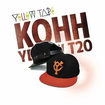 アルバム/KOHH Complete Collection 1 (「YELLOW T△PE 1」より)/KOHH