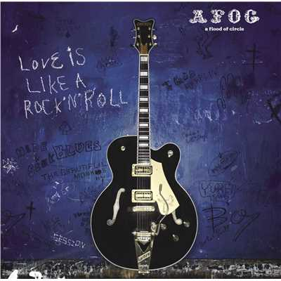 アルバム/LOVE IS LIKE A ROCK'N'ROLL/a flood of circle