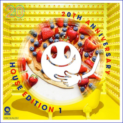 アルバム/20th Anniversary House Edition 1/Various Artists