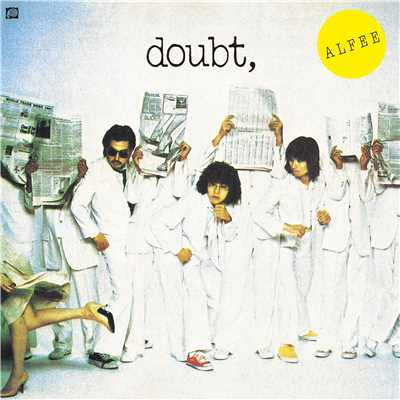 ハイレゾアルバム/doubt,(Remastered at Abbey Road Studios )/THE ALFEE
