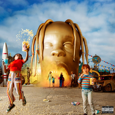 WHO? WHAT!/Travis Scott
