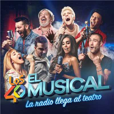 アルバム/Los 40 El Musical/Various Artists