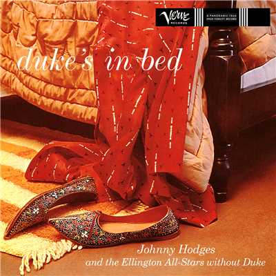 アルバム/Duke's In Bed/Johnny Hodges