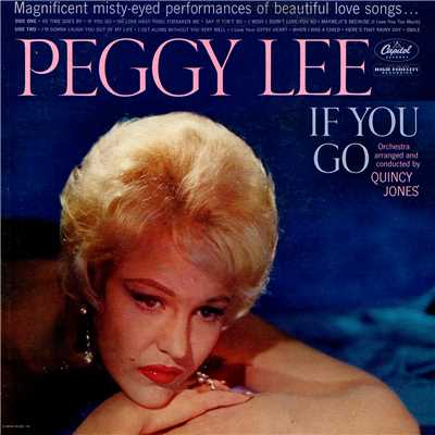 アルバム/If You Go/Peggy Lee