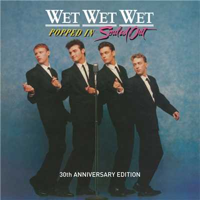 シングル/Heaven Help Us All ('Temptation' B-Side Version)/Wet Wet Wet