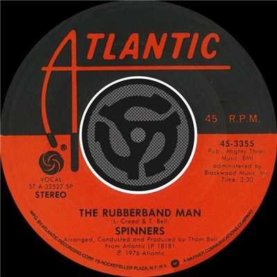 アルバム/The Rubberband Man / Now That We're Together [Digital 45]/Spinners
