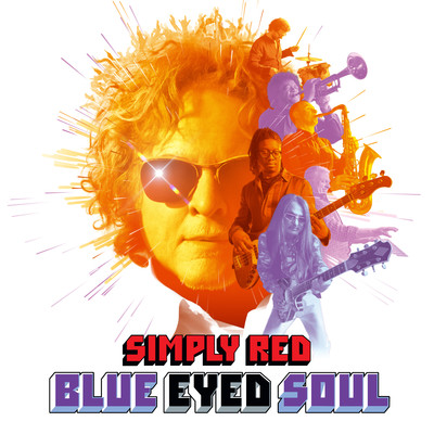 アルバム/Blue Eyed Soul/Simply Red
