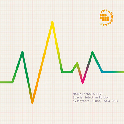 MONKEY MAJIK BEST - Special Selection Edition by Maynard, Blaise, TAX & DICK -/MONKEY MAJIK