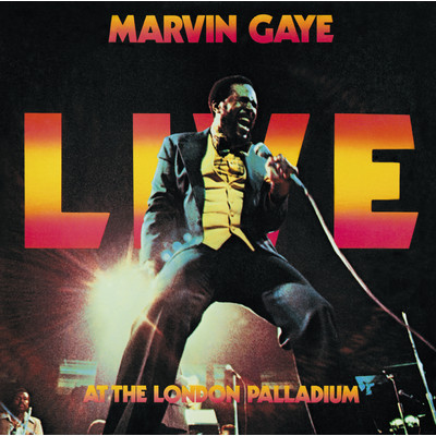 ハイレゾアルバム/Live At The London Palladium/Marvin Gaye
