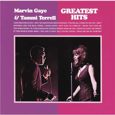 アルバム/Greatest Hits/Marvin Gaye/Tammi Terrell