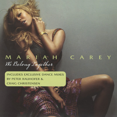 アルバム/We Belong Together/Mariah Carey