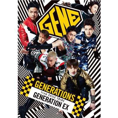 シングル/REVOLVER/GENERATIONS from EXILE TRIBE