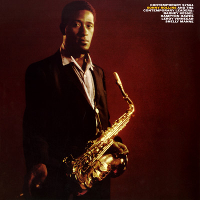 ハイレゾアルバム/Sonny Rollins And The Contemporary Leaders (featuring Barney Kessel, Hampton Hawes, Leroy Vinnegar, Shelly Manne)/Sonny Rollins