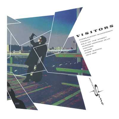 アルバム/VISITORS 20th Anniversary Edition/佐野元春