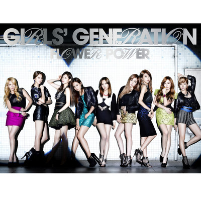 シングル/GIRLS' GENERATION II Smash-Up/少女時代