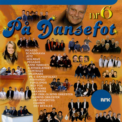 アルバム/Pa dansefot (Nr. 6)/Various Artists