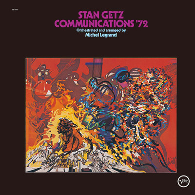 アルバム/Communications '72/Stan Getz