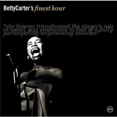 アルバム/Betty Carter's Finest Hour/Betty Carter