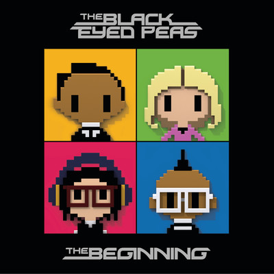 アルバム/The Beginning (Deluxe)/The Black Eyed Peas