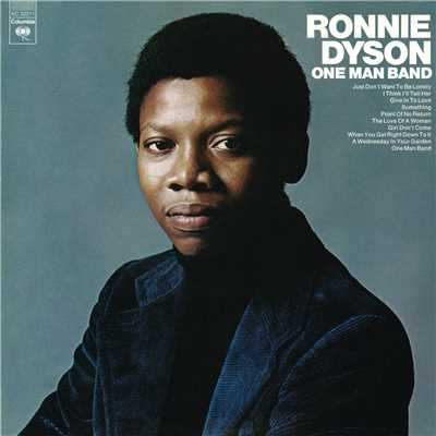 シングル/One Man Band (Plays All Alone) (Single Version)/Ronnie Dyson