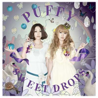 アルバム/SWEET DROPS/PUFFY