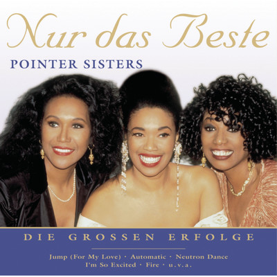 アルバム/Nur das Beste/The Pointer Sisters