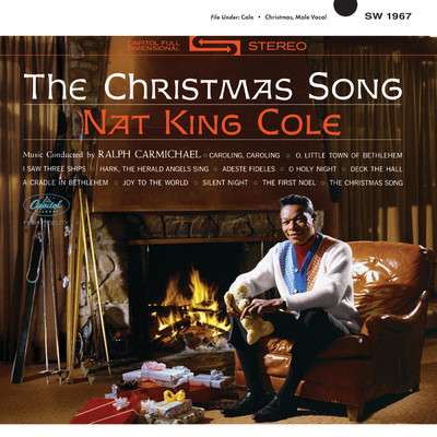 ハイレゾアルバム/The Christmas Song/Nat King Cole