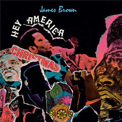 アルバム/Hey America/James Brown
