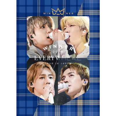 アルバム/WINNER 2018 EVERYWHERE TOUR IN JAPAN/WINNER