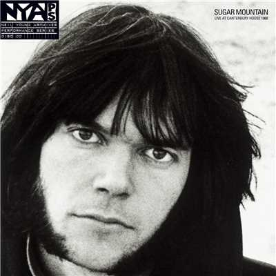 アルバム/Sugar Mountain - Live at Canterbury House 1968/Neil Young