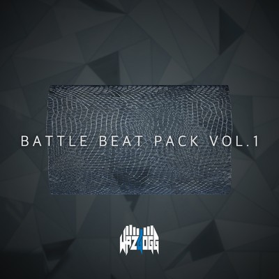 アルバム/BATTLE BEAT PACK VOL.1/WAZGOGG