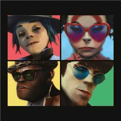 シングル/Let Me Out (feat. Mavis Staples & Pusha T)/Gorillaz
