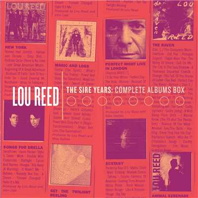 アルバム/The Sire Years: The Solo Collection/Lou Reed