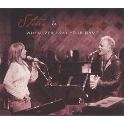 シングル/Whenever I Say Your Name (featuring Mary J. Blige/Billy Mann's Supaflyas Mix)/Sting
