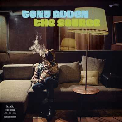 シングル/On Fire/Tony Allen