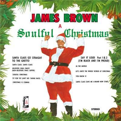 アルバム/Soulful Christmas/James Brown