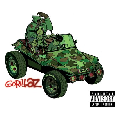 シングル/Tomorrow Comes Today/Gorillaz