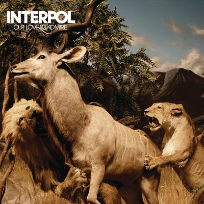 シングル/Mammoth/Interpol