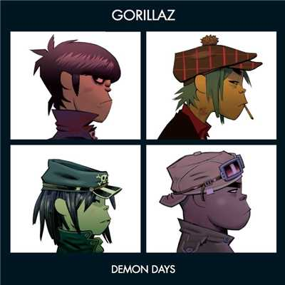 シングル/Don't Get Lost In Heaven/Gorillaz