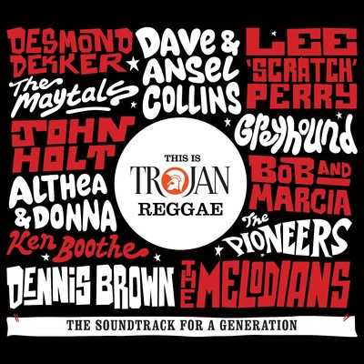 アルバム/This Is Trojan Reggae/Various Artists