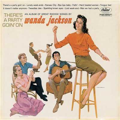 シングル/Man We Had A Party/Wanda Jackson